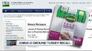 Over 91K pounds of ground turkey recalled due to possible salmonella contamination [Video]