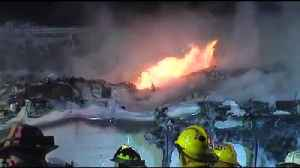 VIDEO: Deadly pileup on I-78 in Windsor Township [Video]