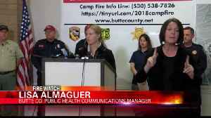 Butte County Public Health Confirms Norovirus in Camp Fire Shelter [Video]