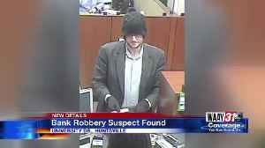 Bank Robbery Suspect Found [Video]