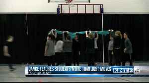 Rochester students learning dance, teaching more than just moves [Video]