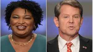 Stacey Abrams Calls Kemp's Voter Suppression' Tactics Appalling [Video]