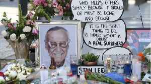 Stan Lee Laid To Rest In Small Private Funeral [Video]
