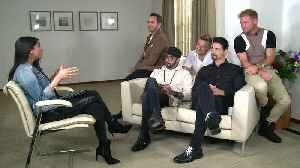 Backstreet Boys reveal what keeps them motivated [Video]