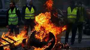 One dead and over 200 injured in fuel protests across France [Video]