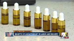 How can aromatherapy help mothers-to-be? [Video]