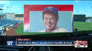 Roy Clark's impact on America's pastime in Tulsa [Video]