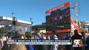 Cincinnati Bearcats about to make first appearance on ESPN GameDay [Video]