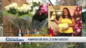 Family mourns mother of 2 run over by car thieves [Video]