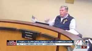 Family supports Klemp, condemns comments [Video]