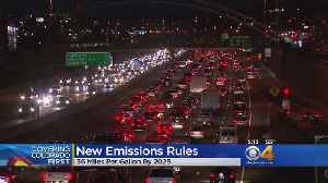 Colorado Adopts California Emissions Standards [Video]