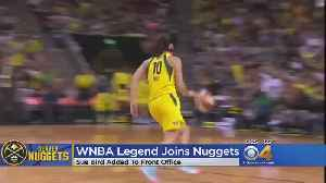 WNBA Champ Sue Bird Joins Denver Nuggets [Video]