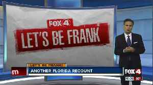 Let's Be Frank: Florida in the election bullseye once again [Video]
