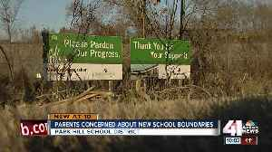 Parent concerned about new school boundaries [Video]