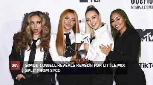 Little Mix Leaves Simon Cowell Label [Video]