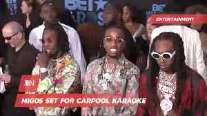 Migos Is Ready To Drive In Carpool Karaoke [Video]