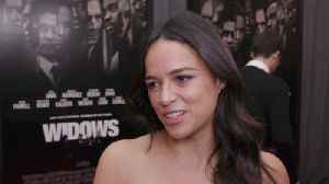 Michelle Rodriguez Likes Playing A Woman That Knows How To Work [Video]