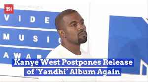 Another Kanye Album Delay [Video]