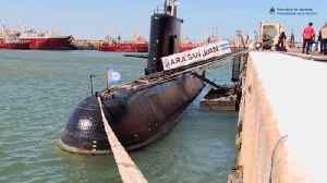 Argentine Submarine ARA San Juan Found A Year After It Went Missing With 44 Aboard