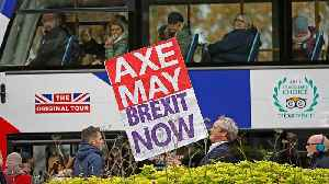 Is Britain's Prime Minister facing Mayday over her Brexit plan? [Video]