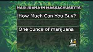 Recreational Marijuana Stores To Open In Leicester, Northampton Tuesday [Video]