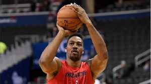 Dwight Howard Gets Insulted While Practicing Free Throws [Video]