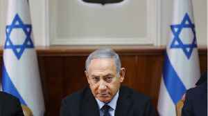 News video: Israel's Netanyahu Says Early Election Must Be Avoided