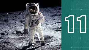 The Crazy Things Astronauts Did to Survive the First Moon Landing [Video]