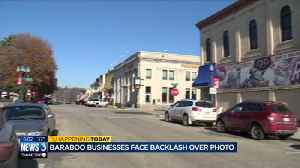Baraboo businesses face backlash over photo, chamber will host Jewish speaker [Video]