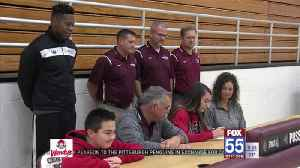 Central Noble basketball star Sydney Freeman signs with Ball State [Video]