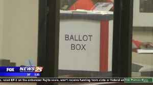 JZ 94.5 promotes absentee voting [Video]