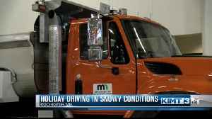 Holiday Driving in Snowy Conditions [Video]