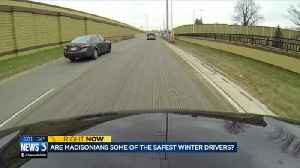 Madisonians near top of safest winter drivers list [Video]