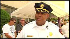 VIDEO: Former Allentown official nominated for Baltimore police chief [Video]