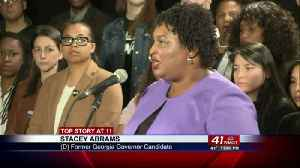 Stacey Abrams ends race for Governor of Georgia