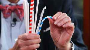 The last straw: Seattle's drinking straw ban [Video]