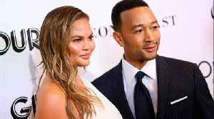 In the kitchen with Chrissy Teigen and John Legend [Video]