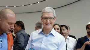 Apple CEO Tim Cook Talks User Privacy [Video]