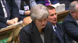 May insists rebels who want her gone won't make Brexit better [Video]