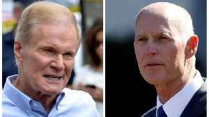 Rick Scott Defeats Bill Nelson For Florida Senate Seat After Tense Recount [Video]