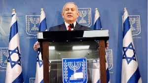 Netanyahu Urges Coalition Partners Not to Bring Down Government [Video]
