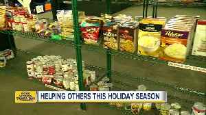 Metropolitan Ministries Holiday Tent open, needs yams and hams [Video]