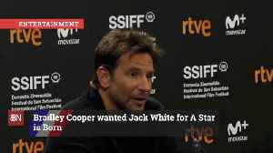 Bradley Cooper Originally Wanted Someone Else For 'A Star Is Born' [Video]