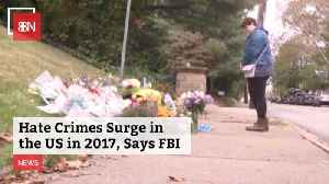 Hate Crimes Surged Last Year [Video]