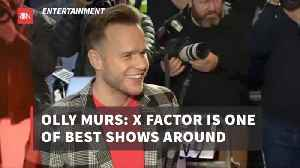 Olly Murs Is Grateful To The X Factor [Video]