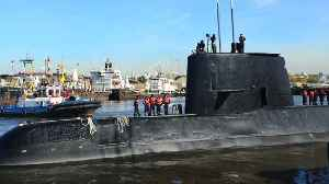 Argentine submarine found a year after disappearing [Video]