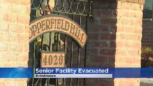 Senior Home Evacuated After Animal Repellent Scare [Video]