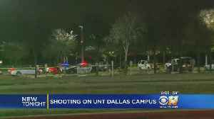 Argument Over Child Custody Leads To Shooting At UNT Dallas Campus [Video]