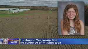Wis. Hunters Find No Sign Of Jayme Closs During Season Opener [Video]