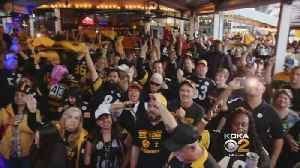 Steelers Fans Pack Fla. Bar Ahead Of Jacksonville Game